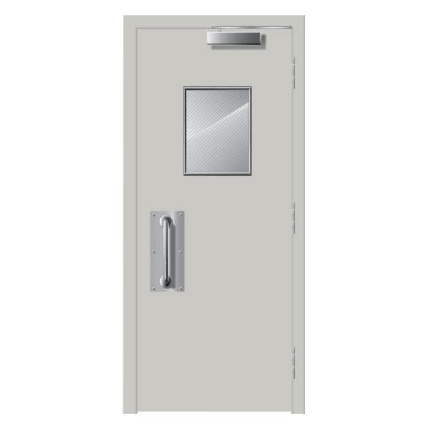 Chuyên cung cấp, lắp đặt cửa chống cháy cho công trình tại TP. HCM